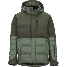 Marmot Shadow Jacket Herre crocodile/rosin green